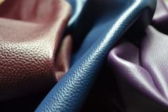 «Болония - колор» - кожа для верха обуви и галантерейных изделий  цветная из КРС
