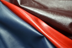Milena (leather lining of raw cattle coating dyeing)